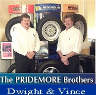 Pridemore Brothers Dwight and Vince