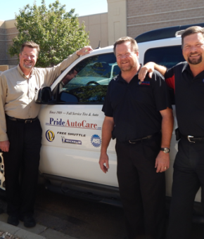 pridemore brothers Pride Auto Care Denver Parker Centennial Highlands Ranch