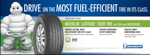 Michelin Tires for sale at Pride Auto Care