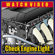 check engine light animated video to show how it works
