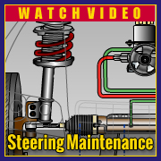 steering maintenance animation video graphic