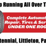 Enter to win Free Oil Changes & Tire Rotations