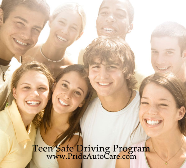 TEEN Safe Driving Program at Pride