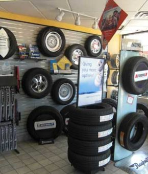 Tires for sale Pride Auto Care Denver Parker Centennial Highlands Ranch