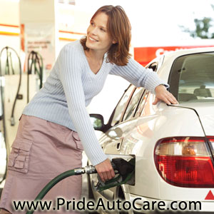 gas saving tips from pride auto care denver co