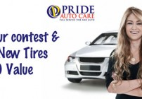 free tires contest pride auto care image