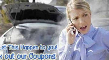 Spring Car Maintenance Coupons Denver CO
