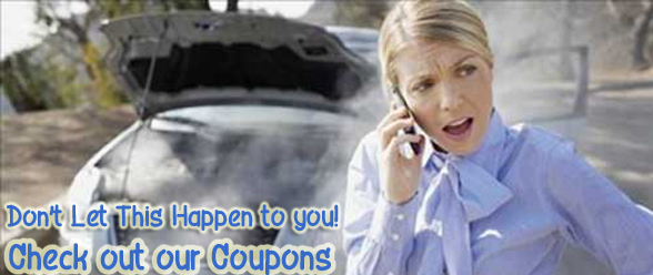 Auto Repair Coupons Spring 2014