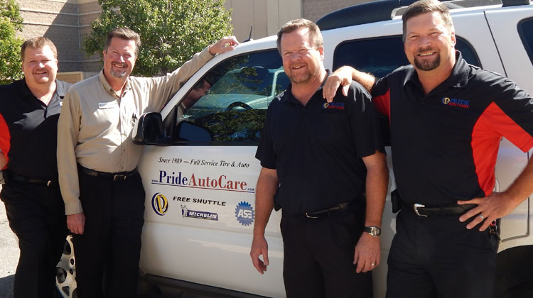 Welcome to Pride Auto Care