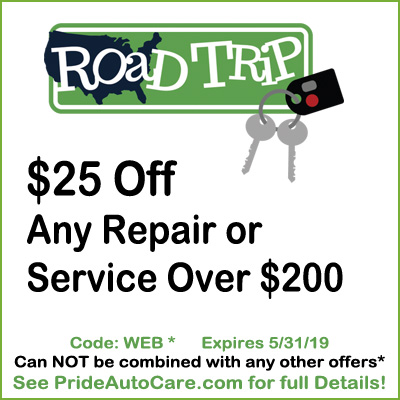 car maintenance special coupon