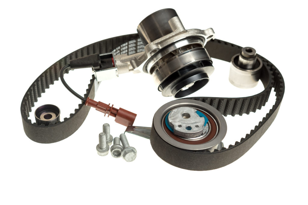 TIMING BELTS AND WATER PUMPS